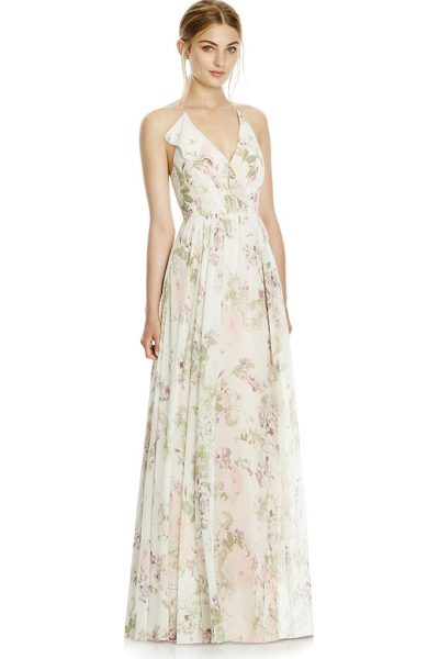 Jenny Yoo Blush Garden Bridesmaids Dress County Galway