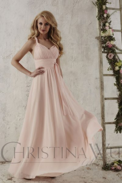 Christina Wu Brides Maid Thistles Galway
