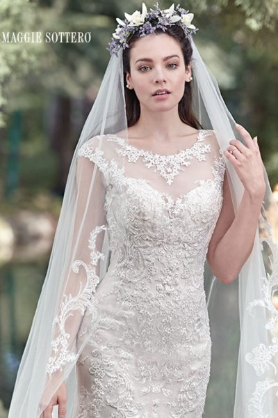Maggie Sottero Mercedes Wedding Dress