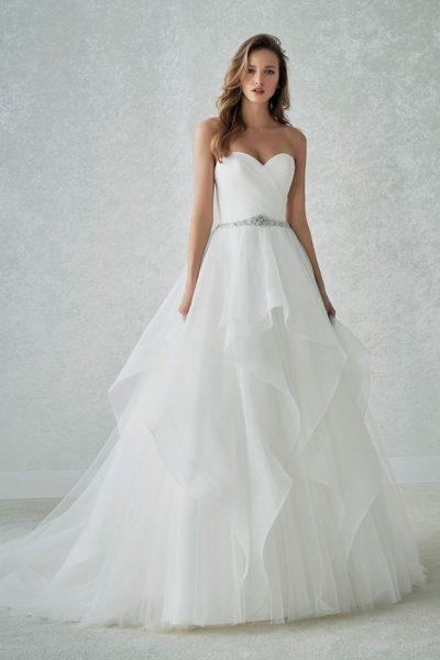 White One Florida Wedding Dress